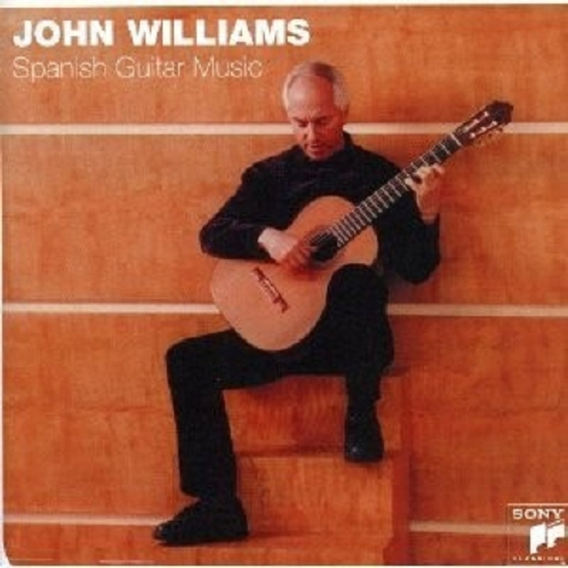 JOHN-WILLIAMS-SPANISH-GUITAR-MUSIC-CD-NEUWARE