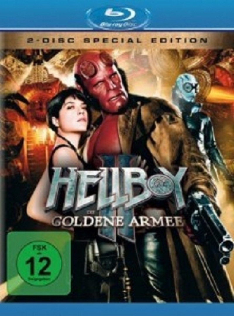 HELLBOY-2-2-BLU-RAY-NEUWARE-RON-PERLMAN-SELMA-BLAIR-DOUG-JONES-LUKE-GOSS