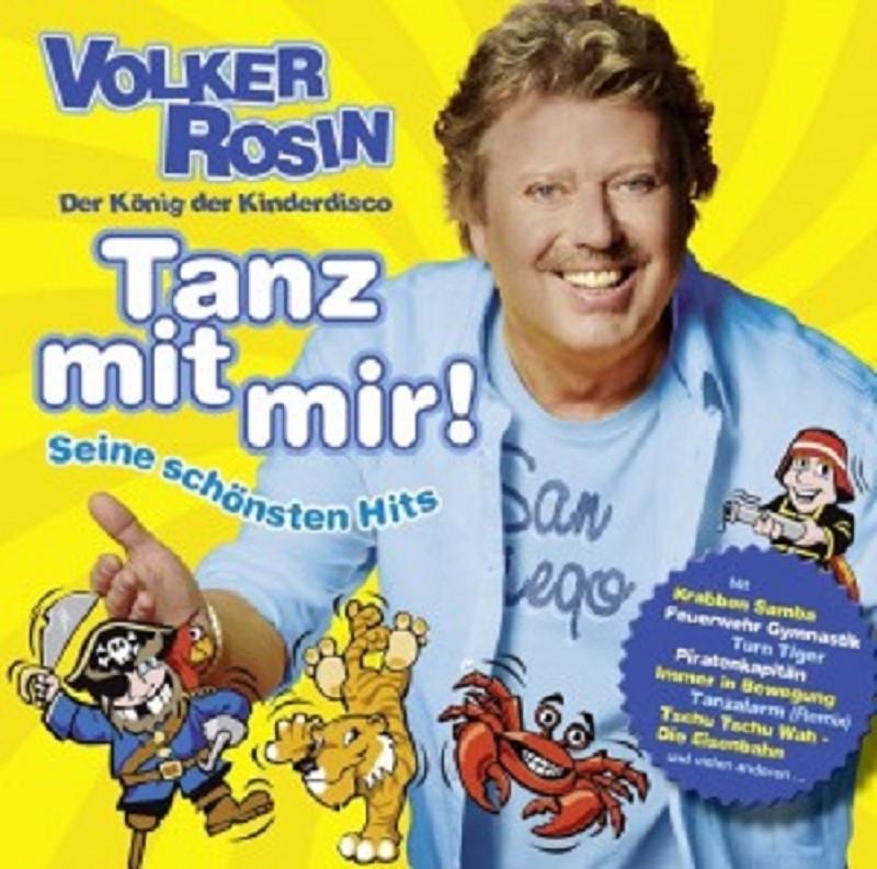 VOLKER-ROSIN-TANZ-MIT-MIR-SEINE-SCHONSTEN-HITS-CD-NEU