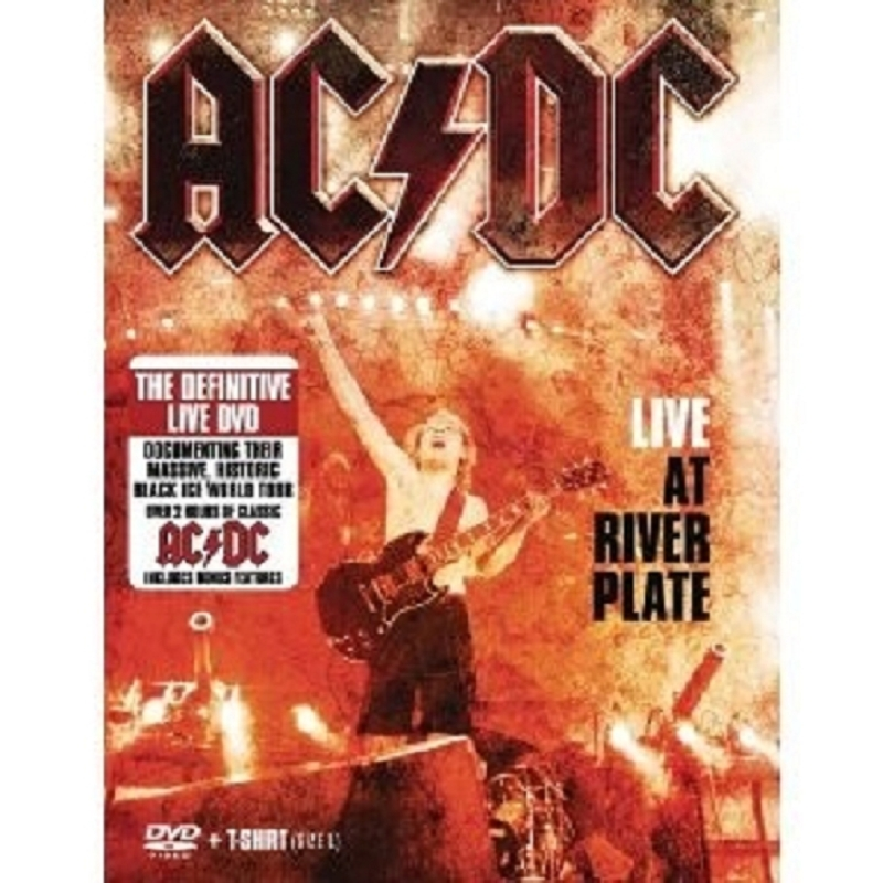 AC-DC-LIVE-AT-RIVER-PLATE-DVD-T-SHIRT-GR-SIZE-L-NEU