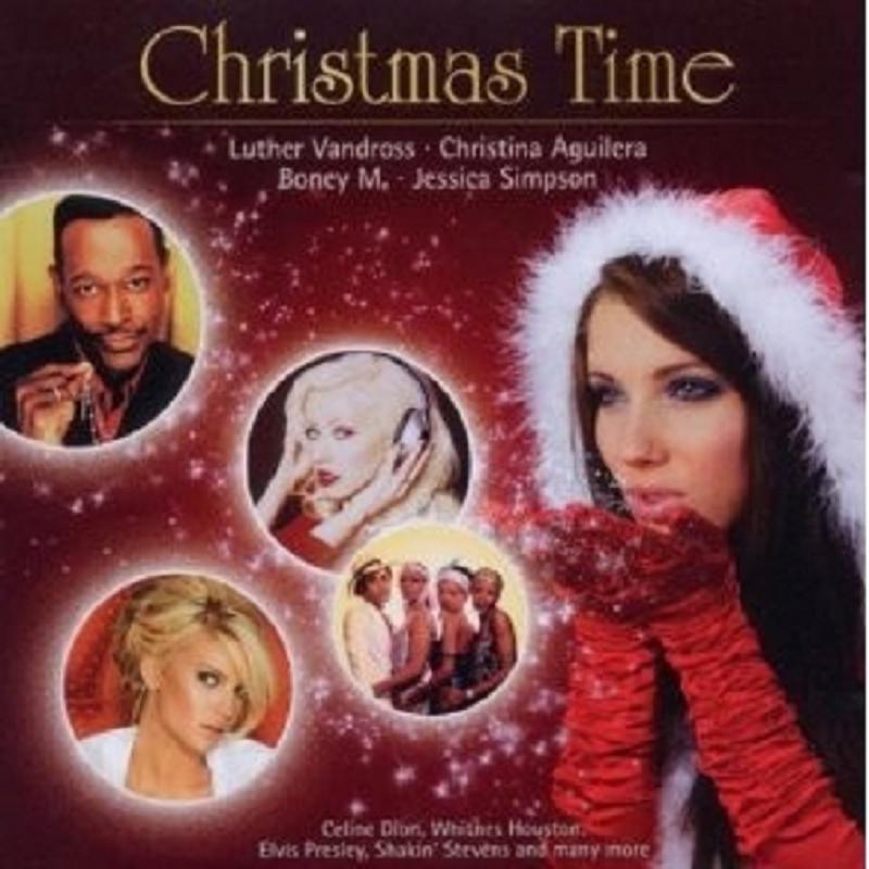 Christmas time mit whitney houston uvm cd neu