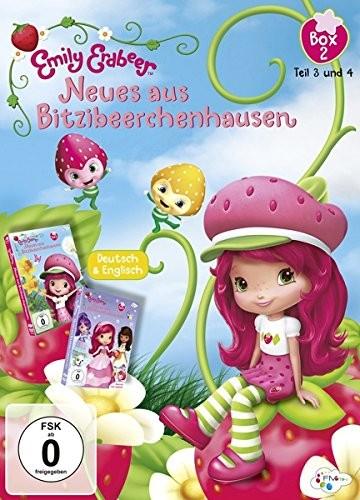 EMILY ERDBEER - EMILY ERDBEER BOX 2 2 DVD NEU