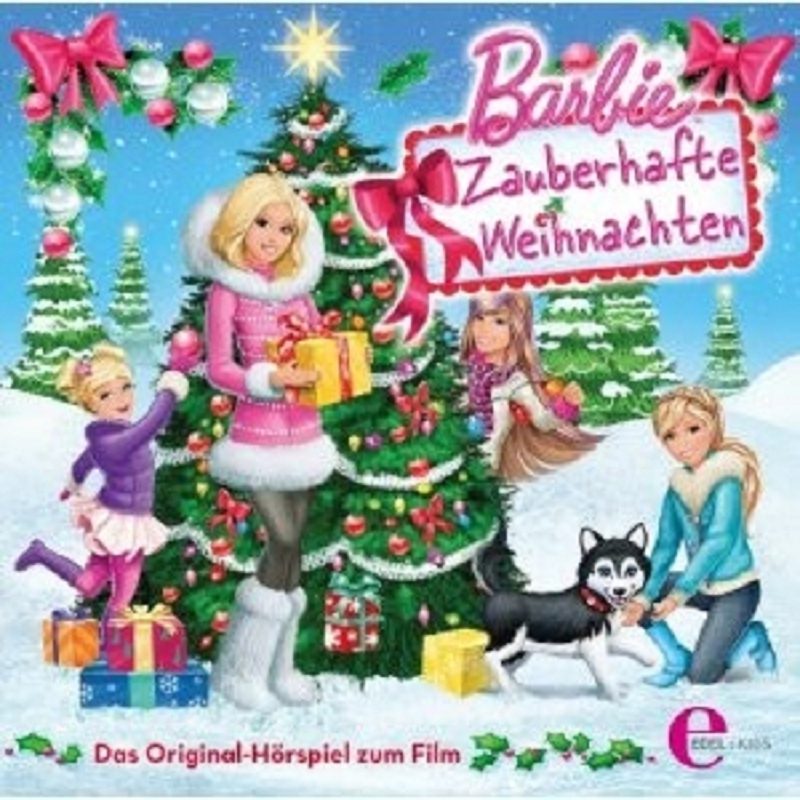 barbie zauberhafte weihnachten cd neu cds cds kinder. Black Bedroom Furniture Sets. Home Design Ideas