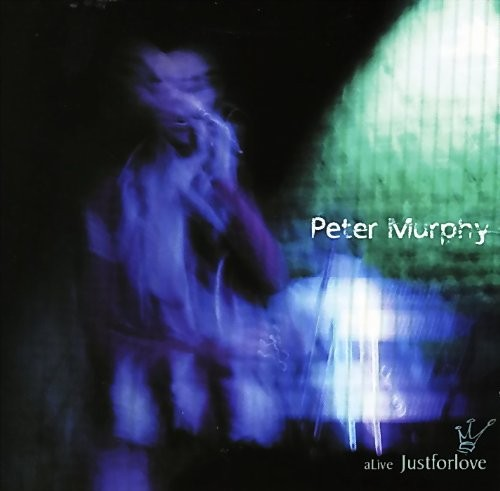 PETER MURPHY - A LIVE JUST FOR LOVE 2 CD NEW