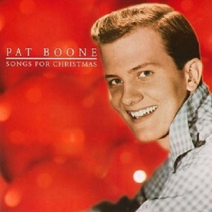 PAT BOONE - I'LL BE HOME FOR CHRISTMAS  CD  20 TRACKS WEIHNACHTSLIEDER  NEU